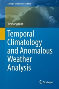 Anomaly-Based Weather Analysis and Forecast