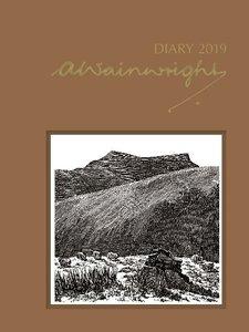 A. Wainwright Pocket Diary 2019