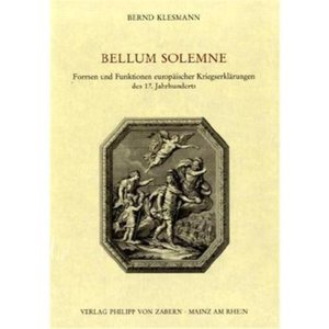 Bellum solemne