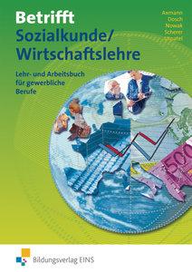 Betrifft Sozialkunde/Wirtschaftslehre. Schülerband. Rheinland-Pf