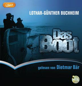 Das Boot, 2 Teile, MP3-CD