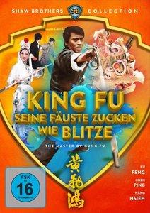 King Fu - Seine Fäuste zucken wie Blitze, 1 DVD