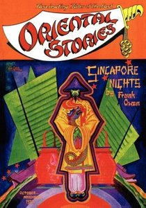Oriental Stories, Vol 1, No. 1 (October-November 1930)