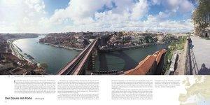 Die Flüsse Europas in 100 Panoramen