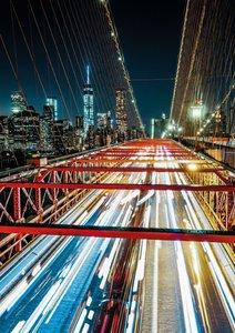New York City Sky High - poster book