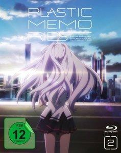 Plastic Memories - Box 2 (Blu-ray) + Soundtrack [Limited Edition