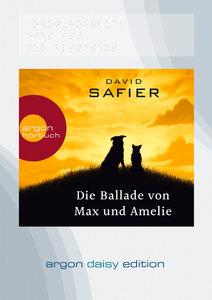 Die Ballade von Max und Amelie (DAISY Edition)