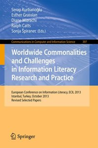 Worldwide Commonalities and Challenges in Information Literacy R
