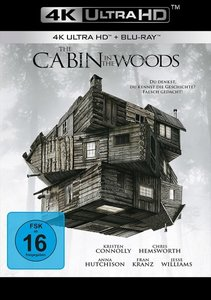 The Cabin in the Woods UHD Blu-ray