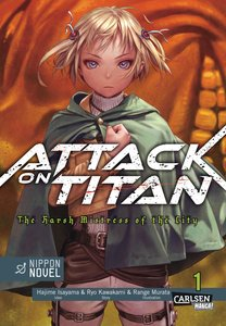 Attack On Titan - The Harsh Mistress of the City, Band 1