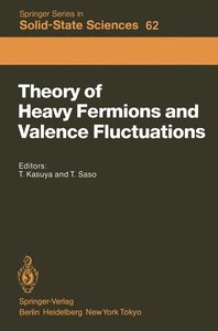 Theory of Heavy Fermions and Valence Fluctuations