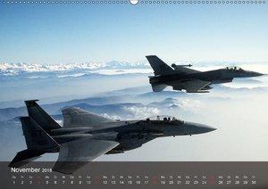 Luftwaffe. Kampfflugzeuge der USA