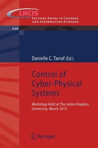 Control of Cyber-Physical Systems