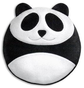 Der Panda Bao Mitternacht / Mitternacht, Wärmekissen