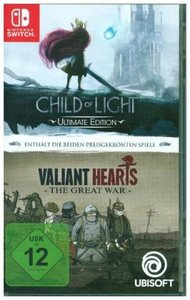 Child of Light - Ultimate Edtion + Valiant Heart - The Grat War,