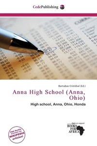 ANNA HIGH SCHOOL (ANNA OHIO)