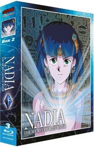 Nadia und die Macht des Zaubersteins - Box 02