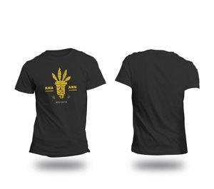 Crash Bandicoot - T-Shirt Aku Aku - Grau, GR. L (Offiziell lizen