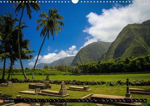 Wandern auf Hawaii - Berge im Pazifik (Wandkalender 2020 DIN A3