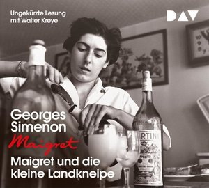 Maigret und die kleine Landkneipe, 4 Audio-CD