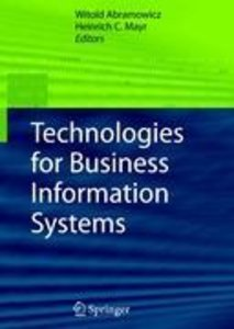 Technologies for Business Information Systems