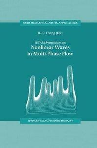 IUTAM Symposium on Nonlinear Waves in Multi-Phase Flow