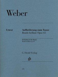 Aufforderung zum Tanze Des-dur op. 65