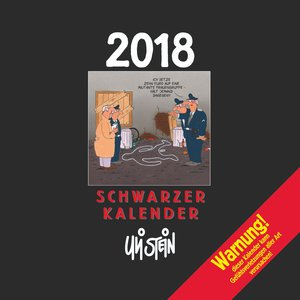 Schwarzer Kalender 2018