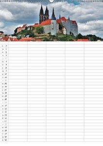 Burgen und Schlösser - Familienkalender