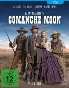 Larry McMurtry\'s Comanche Moon-Al