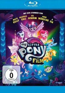 My little Pony - Der Film, 1 Blu-ray