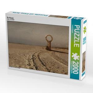 CALVENDO Puzzle Zu Hause 2000 Teile Lege-Größe 90 x 67 cm Foto-P