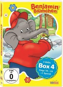 Benjamin Blümchen - DVD Sammelbox, 3 DVD