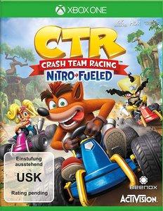 CTR Crash Team Racing Nitro-Fueled