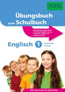 Übungsbuch zum Schulbuch Englisch 1. Gymnasium 5. Klasse
