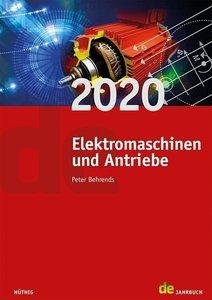 Jahrbuch für Elektromaschinenbau + Elektronik / Elektromaschinen