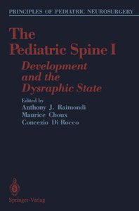 The Pediatric Spine I