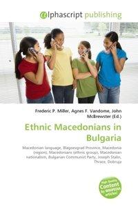 Ethnic Macedonians in Bulgaria