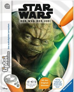 Ravensburger 6731 Star Wars tiptoi Der Weg der Jedi