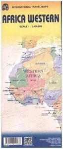 Africa Western 1 : 3 400 000