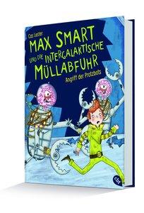 Max Smart und die intergalaktische Müllabfuhr - Angriff der Prot
