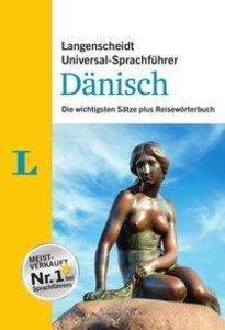 Langenscheidt Universal-Sprachführer Dänisch - mit Extra-Kapitel