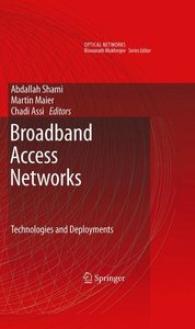 Broadband Access Networks