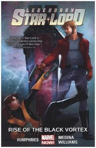 Legendary Star-Lord, Volume 02: Rise of the Black Vortex
