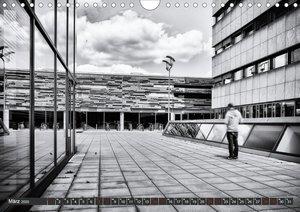 Ein Blick auf Darmstadt (Wandkalender 2020 DIN A4 quer)