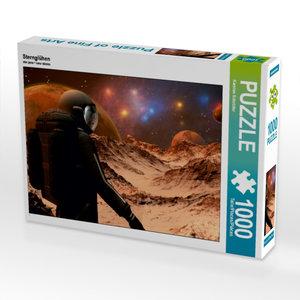 Sternglühen 1000 Teile Puzzle quer