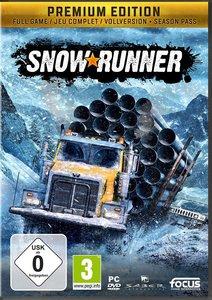 SnowRunner, 1 DVD-ROM (Premium Edition)