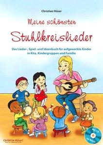 Meine schönsten Stuhlkreislieder (Buch inkl. CD)