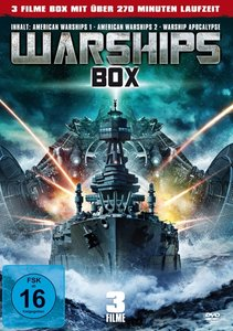 Warships Box (3 Filme)