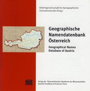 Geographische Namendatenbank Österreich /Geographical Database o